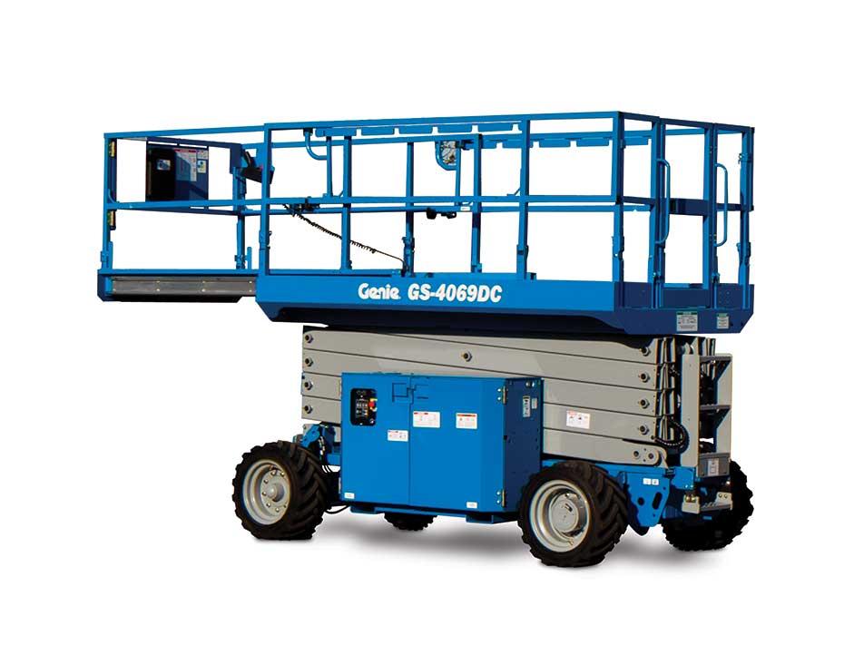 Genie 4069DC Hybrid
