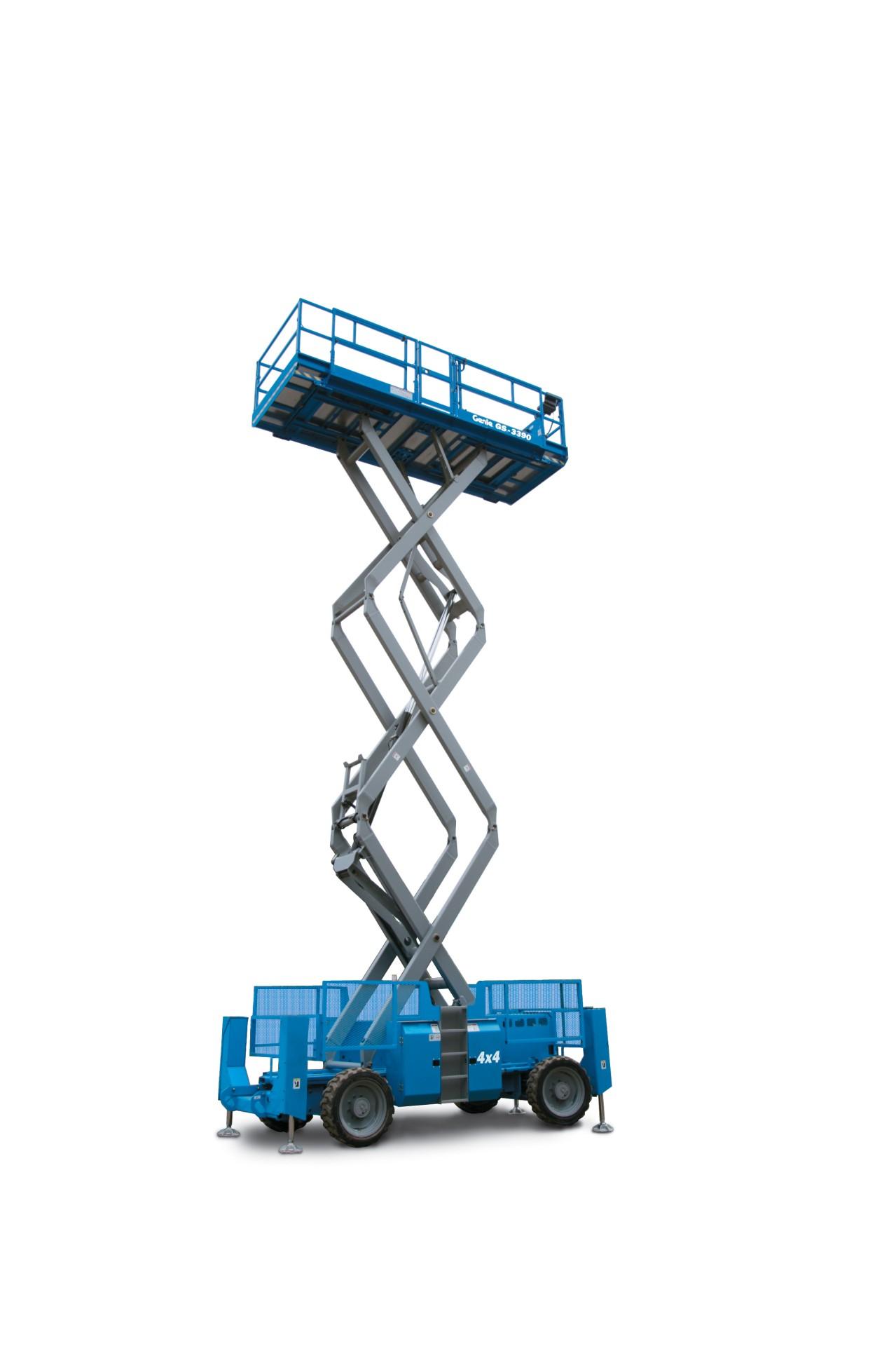 Genie GS-5390 RT Diesel