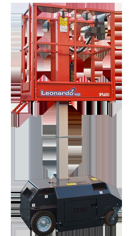 Leonardo HD Elektrisk